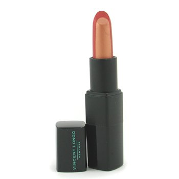 Vincent Longo-Sheer Lustrous Lipstick - Barocco Red