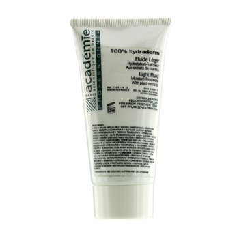 Academie 100 Hydraderm Fluide Leger Light Fluid Moisture Freshness Salon Product 50ml17oz
