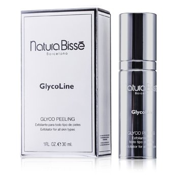 Natura BisseGlycoLine Glyco Peeling Exfoliator For All Skin Types 30ml/1oz