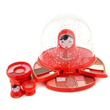 Pupa-Make Up Set: Puposka Snow Globe - #03 Brown