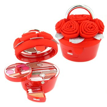 Pupa Make Up Kit: Vanity Roses - #03 Brown  23g/0.81oz