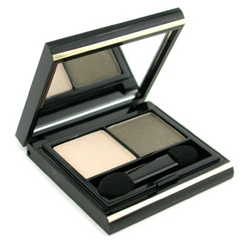 Elizabeth Arden-Color Intrigue Eyeshadow Duo - # 01 Golden Moss