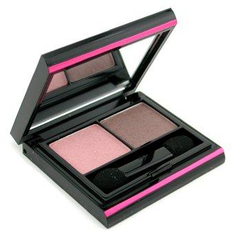 Elizabeth Arden-Color Intrigue Eyeshadow Duo - # 02 Pink Clover