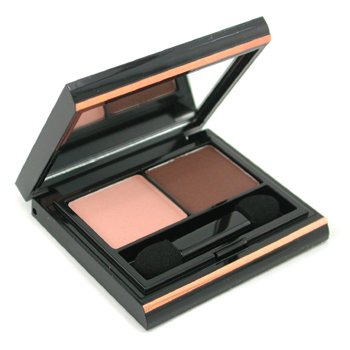 Elizabeth Arden-Color Intrigue Eyeshadow Duo - # 03 Autumn Leaves
