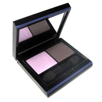 Elizabeth Arden-Color Intrigue Eyeshadow Duo - # 05 Black Currant