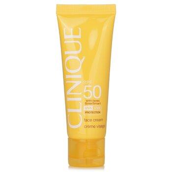 CliniqueSun SPF 50  Crema Rostro UVA/UVB 50ml/1.7oz