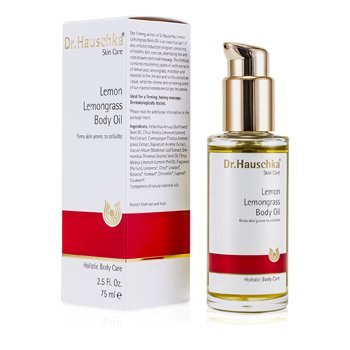 Dr. HauschkaLemon Lemongrass Body Oil 75ml/2.5oz