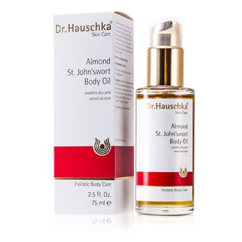 Dr. Hauschka Almond St. John'swort Body Oil  75ml/2.5oz