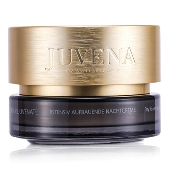 JuvenaRejuvenate & Correct Intensive Nourishing Crema Noche - Piel Seca-Muy Seca 75090 50ml/1.7oz