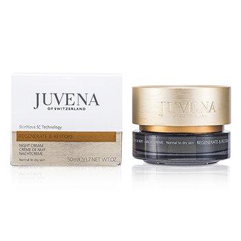 Juvena-Regenerate & Restore Night Cream - Normal to Dry Skin