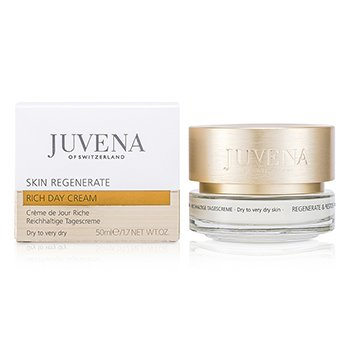 Juvena-Regenerate & Restore Rich Day Cream - Very Dry to Dry Skin