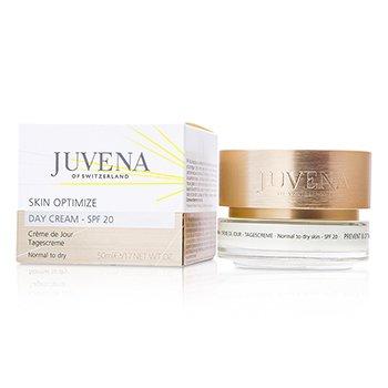 Juvena-Prevent & Optimize Day Cream - Normal to Dry Skin SPF20