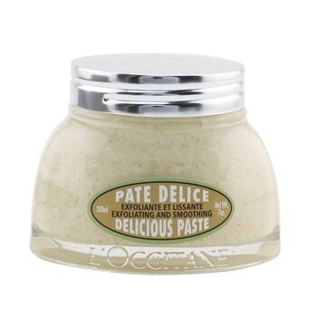 L'Occitane Almond Exfoliating and Smoothing Delicious Paste  200ml/7oz