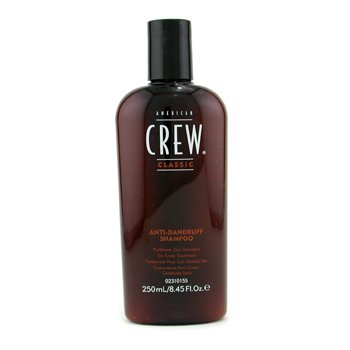 American Crew Men Anti-Dandruff Shampoo  250ml/8.45oz