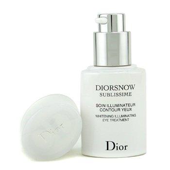 Christian Dior-DiorSnow Sublissime Whitening Illuminating Eye Treatment