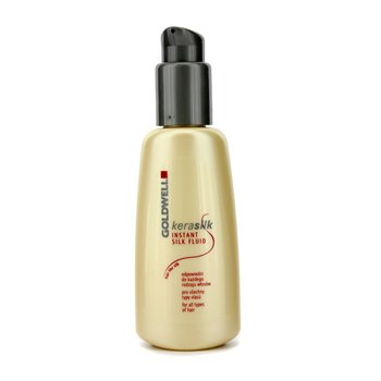 Goldwell Kerasilk Instant Silk Fluid (For All Hair Textures) 125ml/4.2oz