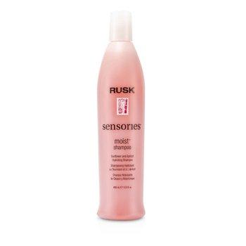 Rusk Sensories Moist Sunflower and Apricot Hydrating Shampoo  400ml/13.5oz
