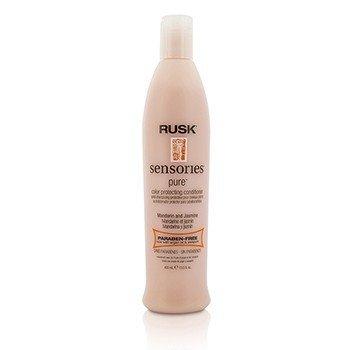 Rusk Sensories Pure Mandarin and Jasmine Vibrant Acondicionador Color  400ml/13.5oz