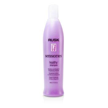 Rusk Sensories Healthy Blackberry and Bergamot Strengthening Shampoo  400ml/13.5oz