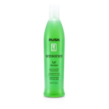 RuskSensories Full Green Tea and Alfalfa Bodifying Shampoo 400ml/13.5oz
