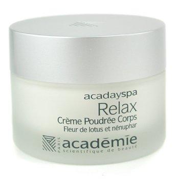 Academie-AcadaySpa Relax Body Powdered Cream