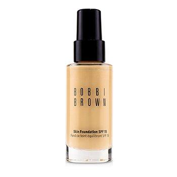 Bobbi Brown-Skin Foundation SPF 15 - # 2.5 Warm Sand