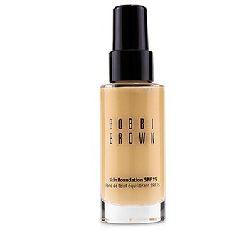 Bobbi Brown-Skin Foundation SPF 15 - # 3.5 Warm Beige