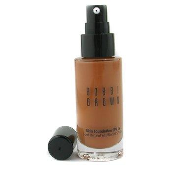 Bobbi Brown-Skin Foundation SPF 15 - # 6.5 Warm Almond