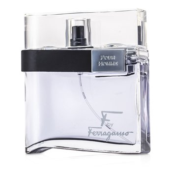 Salvatore Ferragamo F Pour Homme Black Eau De Toilette Spray  100ml/3.4oz