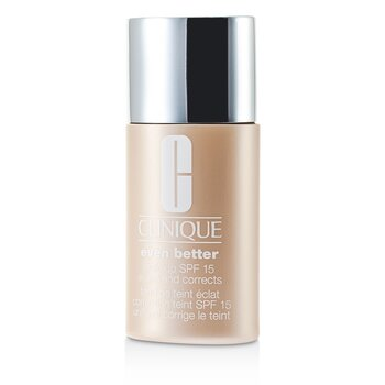 Clinique Even Better Makeup SPF15 (Dry Combinationl to Combination Oily) - No. 01 Alabaster  30ml/1oz