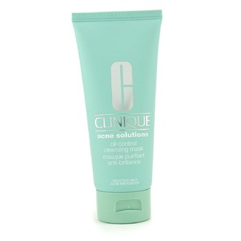 Clinique-Acne Solutions Oil-Control Cleansing Mask