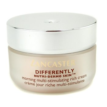 Lancaster-Differently Morning Multi-Stimulating Rich Cream