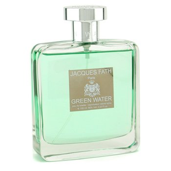 Jacques Fath Green Water Eau De Toilette Spray  100ml/3.4oz