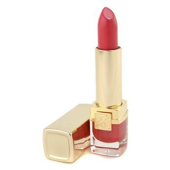 Estee Lauder-Pure Color Crystal Lipstick - 372 Coral Reef