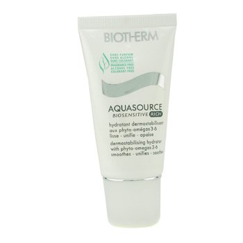 Biotherm-Aquasource Biosensitive Dermostabilising Hydrator ( Ultra Rich For Dry Skin )