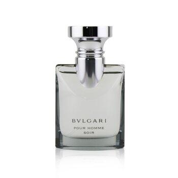 Bvlgari Pour Homme Soir EDT Spray 30ml/1oz