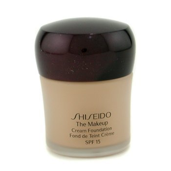 Shiseido-The Makeup Cream Foundation - O20 Light Ochre
