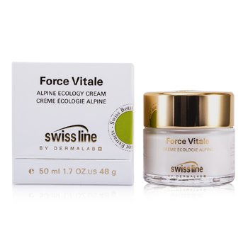 Swissline-Force Vitale Alpine Ecology Cream