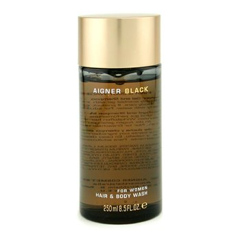 Aigner-Aigner Black Hair & Body Wash