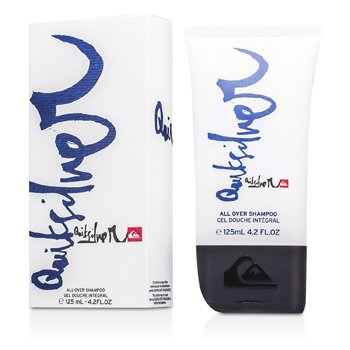 Quiksilver All Over Shampoo  125ml/4.2oz
