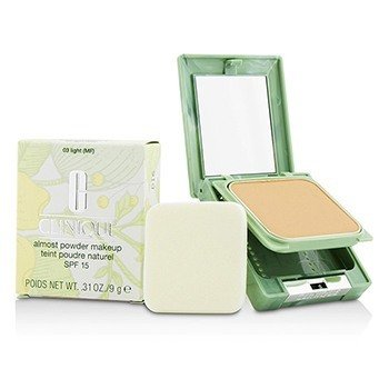 Almost Powder MakeUp SPF 15 - No. 03 Light (New Packaging)