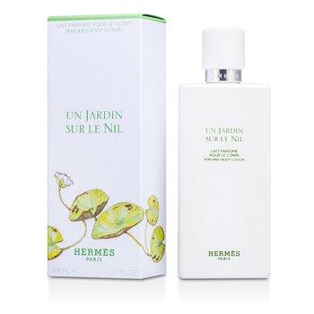 HermesUn Jardin Sur Le Nil Perfumed Body Lotion 200ml/6.5oz