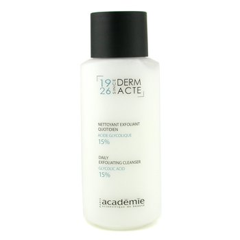 Academie-Derm Acte Daily Exfoliating Cleanser - Glycolic Acid 15%