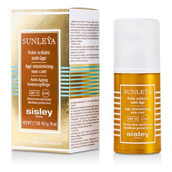 Sisley-Sunleya  Sun Care SPF 15 PA++
