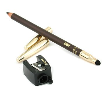 Sisley Phyto Khol Perfect Eyeliner (With Blender and Sharpener) - #10 Ebony  1.5g/0.05oz