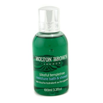 Molton Brown-Blissful Templetree Moisture Bath & Shower Gel ( Travel Size )