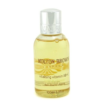 Molton Brown-Vitalising Vitamin AB+C Bath & Shower Gel ( Travel Size )