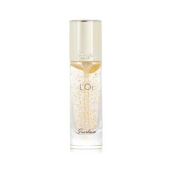 Купить L'Or Сияющий Концентрат с Чистым Золотом База под Макияж 30ml/1.1oz, Guerlain