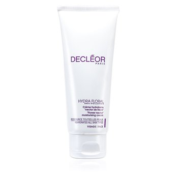 DecleorHydra Floral Anti-Pollution Flower Nectar Moisturising Cream (New Packaging, Salon Size) 100ml/3.3oz
