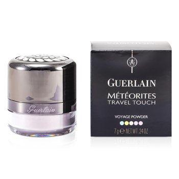 Guerlain Meteorites Travel Touch Voyage Powder - #01 Mythic  7g/0.24oz